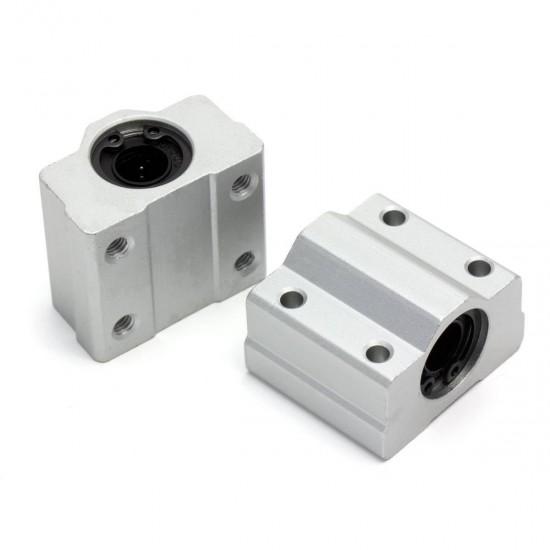 Rodamiento lineal SC12UU con soporte de aluminio
