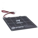 Magnetic Heated Bed 220x200mm with inserted Magnets 24V - Similar MK52 / MK3