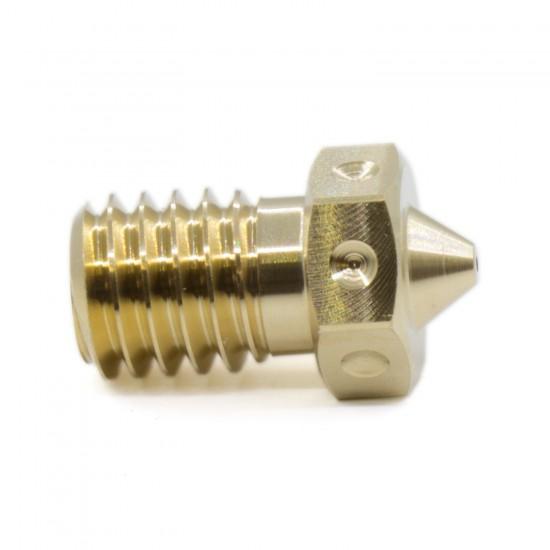 Nozzle - Boquilla de alta calidad para filamento 1.75mm - Clon E3D - 0.5mm