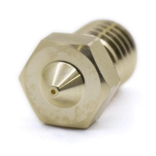 Nozzle - Boquilla de alta calidad para filamento 1.75mm - Clon E3D - 0.35mm