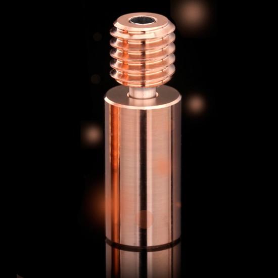 Throat v6 Bimetal Heatbreak High quality - Thread M6 & 7mm diameter - Compatible with v6 - All metal