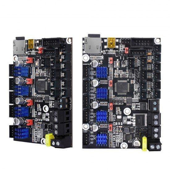 SKR mini E3 V2.0 Placa para Impresora 3D de 32 bits ARM con controladores TMC2209 UART