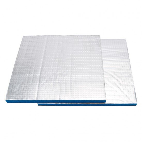 Aislante térmico adhesivo para cama caliente