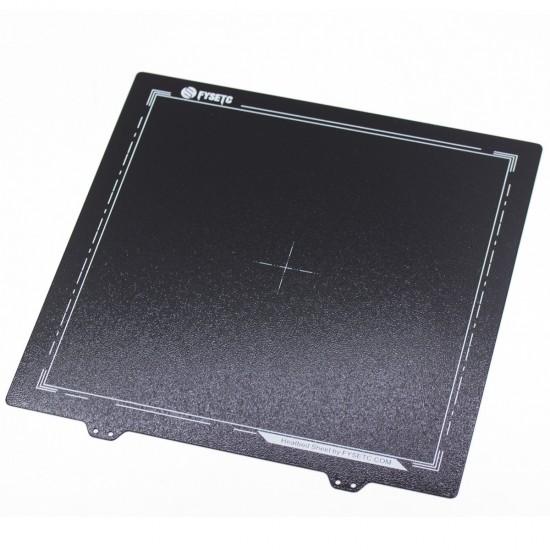Lámina Metálica y Flexible recubierta de polvo de PEI por ambos lados - Para cama caliente magnética MK3 300x300