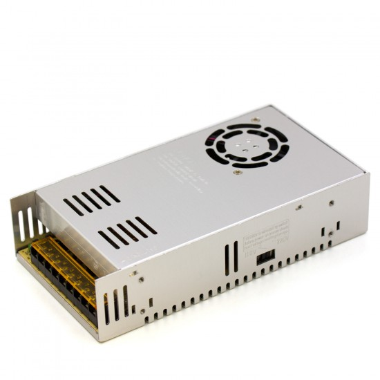 Compact Power Supply - DC 12V 20A 250W - with fan