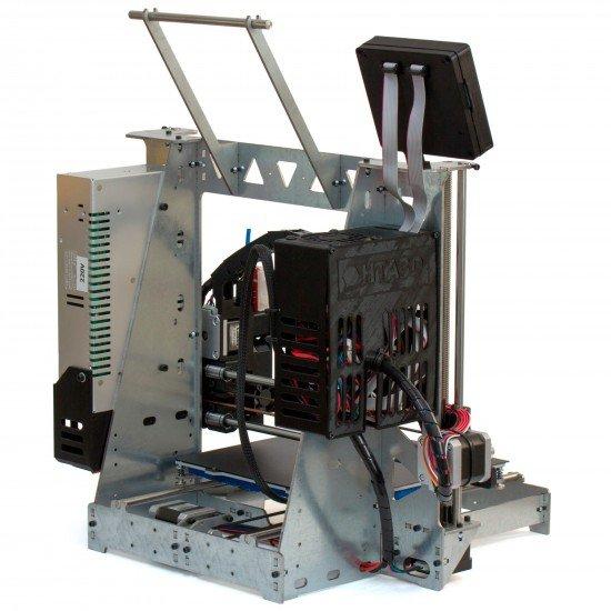 3DSteel V2 - Impresora 3D 24V 32 bits - Evolución de la P3Steel / Prusa i3 Steel