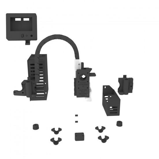Piezas Impresas 3DSteel V2 - Evolución de P3Steel / Prusa i3 Steel por HTA3D