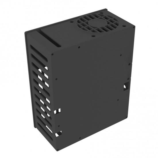 Pieza Impresa para electrónica de 3DSteel V2
