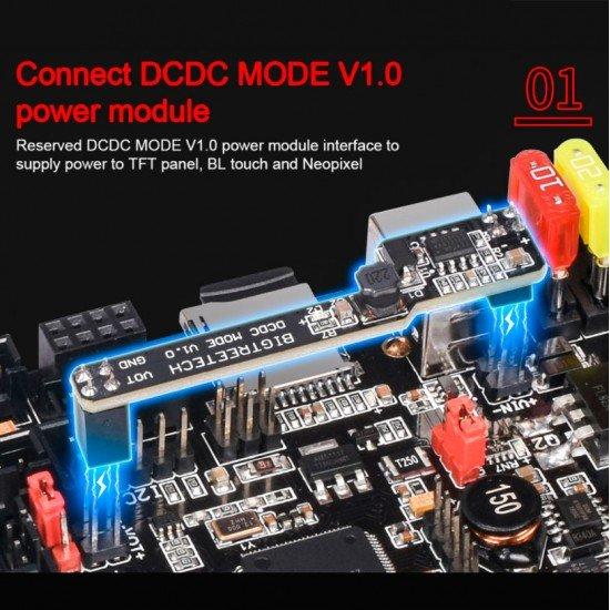 Módulo de potencia 5V DCDC V1.0 de 32 bits - Compatible con SKR