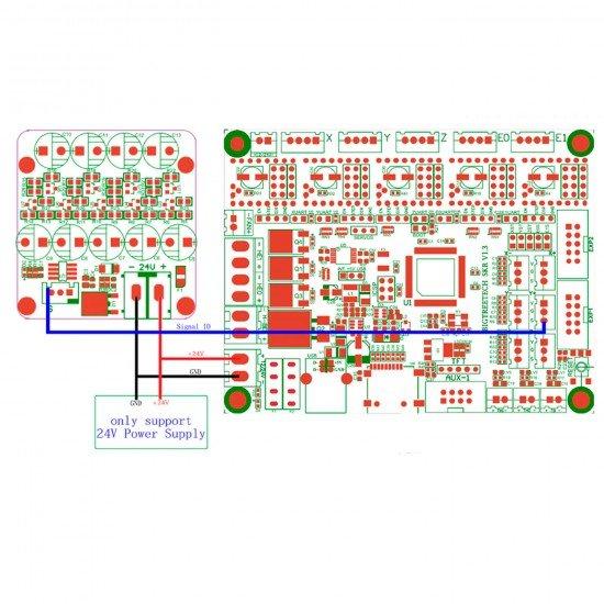 UPS 24V V1.0 Shutdown Sensor - SKR Compatible