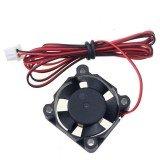 Ventilador de Rodamiento de Bolas 3010 - 24V - 1 metro cable
