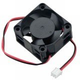 Ventilador de Rodamiento de Bolas 4020 - 24V - 1 metro cable