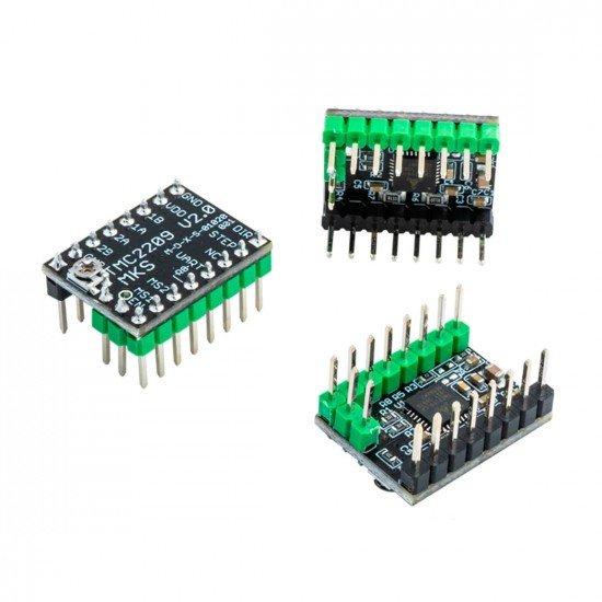 TMC2209 - Controlador para motor paso a paso Silencioso - UART - STEP/DIR  - Driver MKS