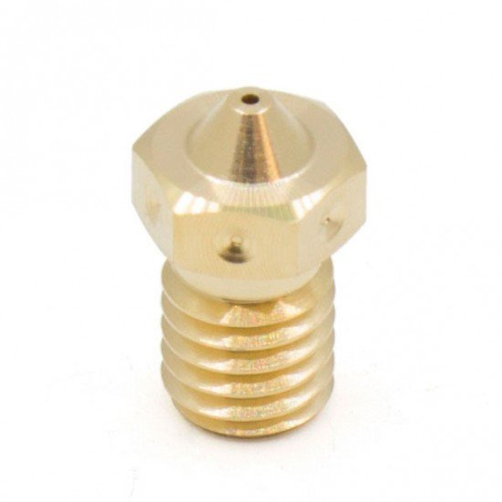 High quality nozzle for filament 1.75mm - E3D Clone - 0.6mm
