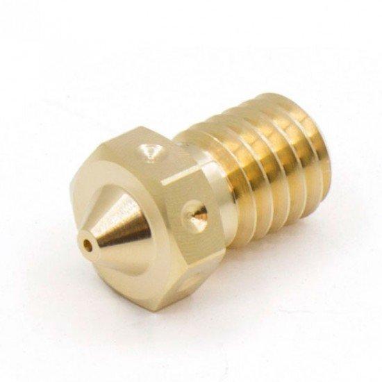 Nozzle - Boquilla de alta calidad para filamento 1.75mm - Clon E3D - 0.6mm