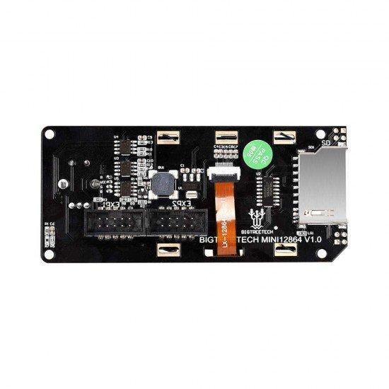 Pantalla Gráfica - Mini 12864 LCD Full Graphic Smart Controller - BTT