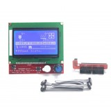 Pantalla Gráfica - 12864 LCD Full Graphic Smart Controller