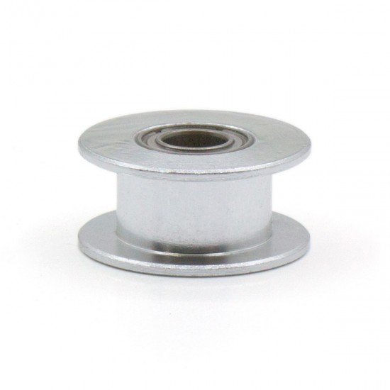 GT2 Pulley with Bearing - 20T no teeth - ID 5mm