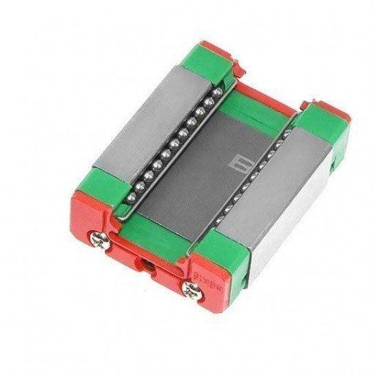 Patín MGN15C para Guía Lineal MGN15 - Carro MGN15C