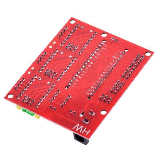 Placa de expansión para Arduino Nano - CNC Shield V4