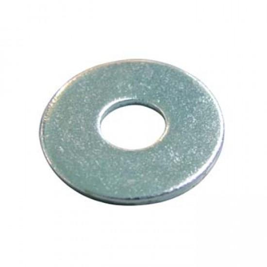 Washer din-9021 flat low, Zinc plated steel