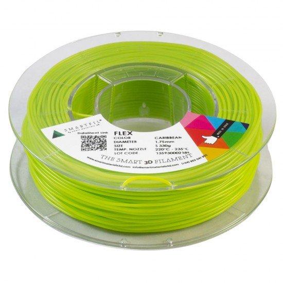 SMARTFIL FLEX 1.75mm - Flexible Filament - Smart Materials 3D