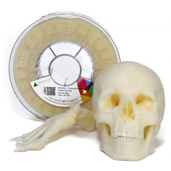 SMARTFIL MEDICAL 1.75mm - Filamento de uso Médico Smart Materials 3D