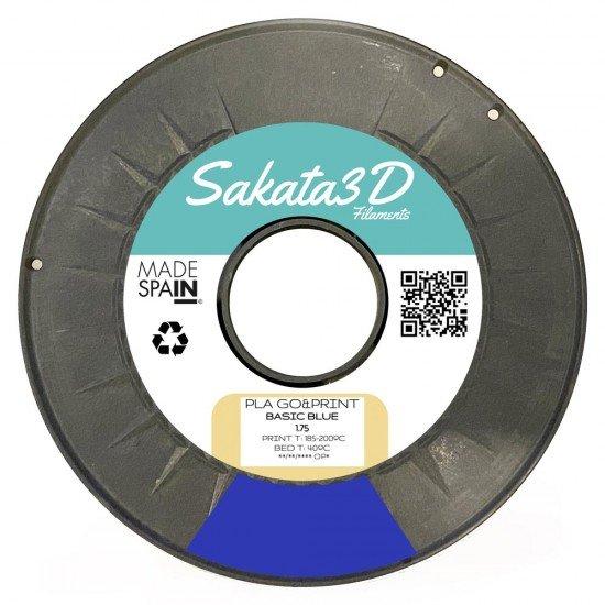 Filamento PLA GO&PRINT - 1.75mm - Sakata 3D