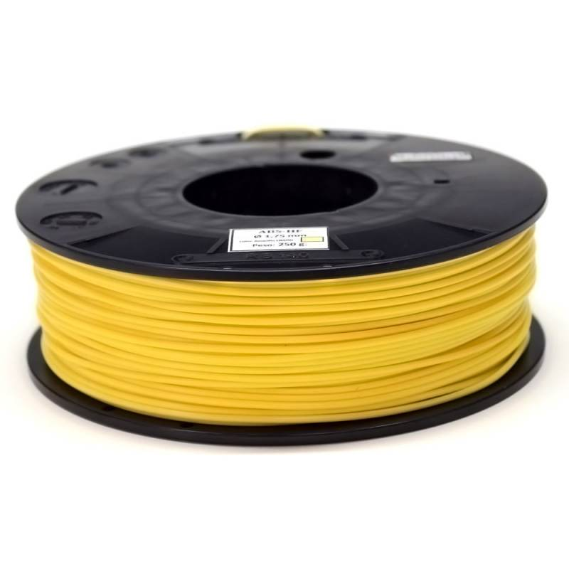ABS Filament high fluency - 1,75mm - ALL COLORS Materials 3D