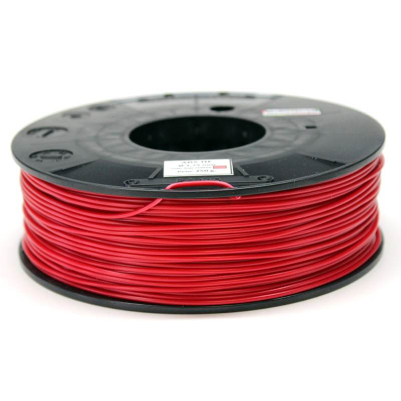 Filamento ABS-HI - Alto Impacto - 1.75mm - ALL COLORS Materials 3D - 1kg