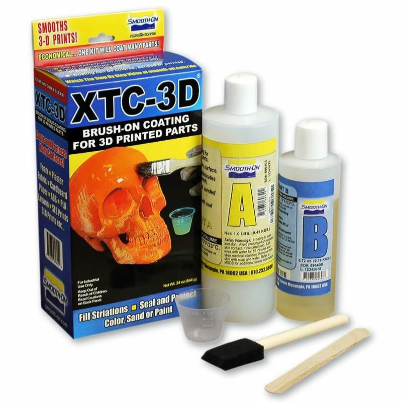 XTC-3D Recubrimiento de resina Epoxi para impresiones 3D
