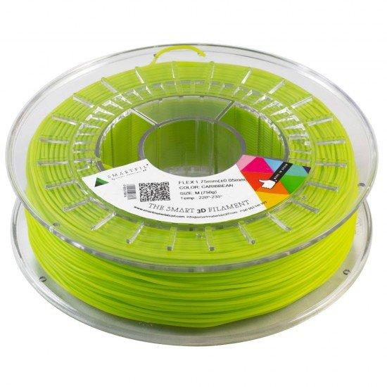 SMARTFIL FLEX 1.75mm - Filamento Flexible Smart Materials 3D