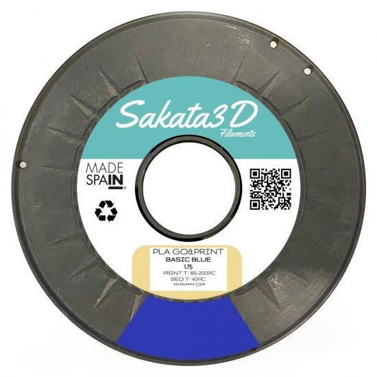 PLA GO&PRINT Filament - 1,75mm - Sakata 3D