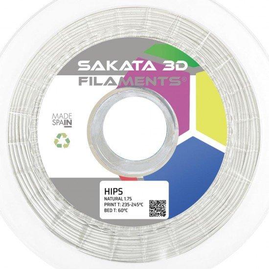 Filamento HIPS - 1.75mm - Sakata 3D