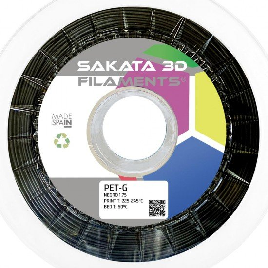 Filamento PETG - 1.75mm - Sakata 3D