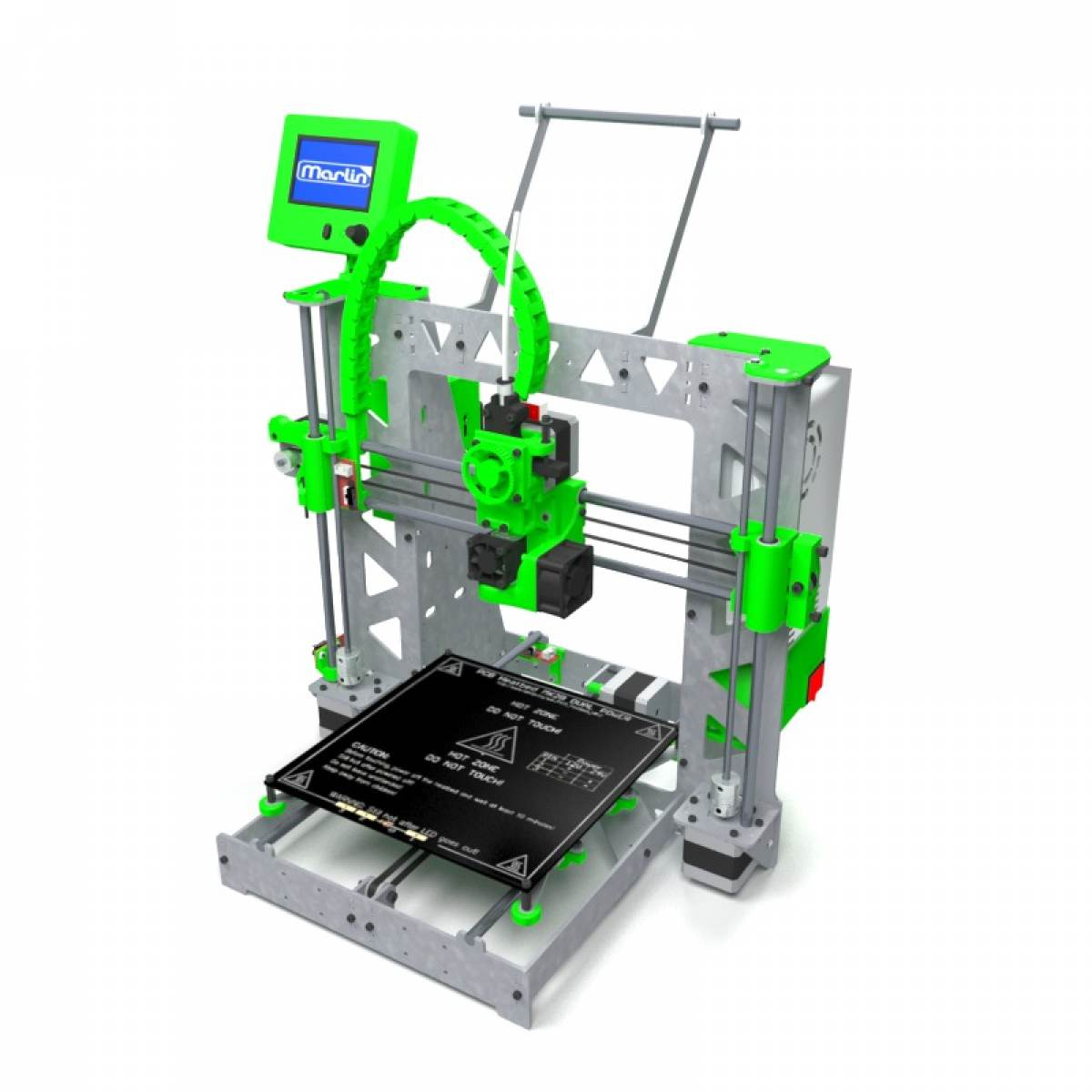 P3STEEL por HTA3D - Kit DIY personalizable - HTA3D