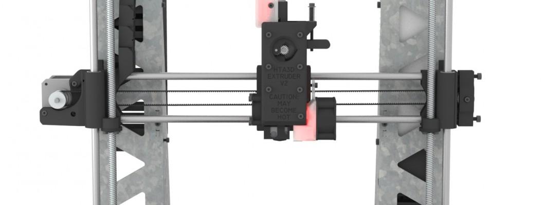 3DSteel V2 - Impresora 3D Ideal para Centros de Formación, Colegios e Institutos