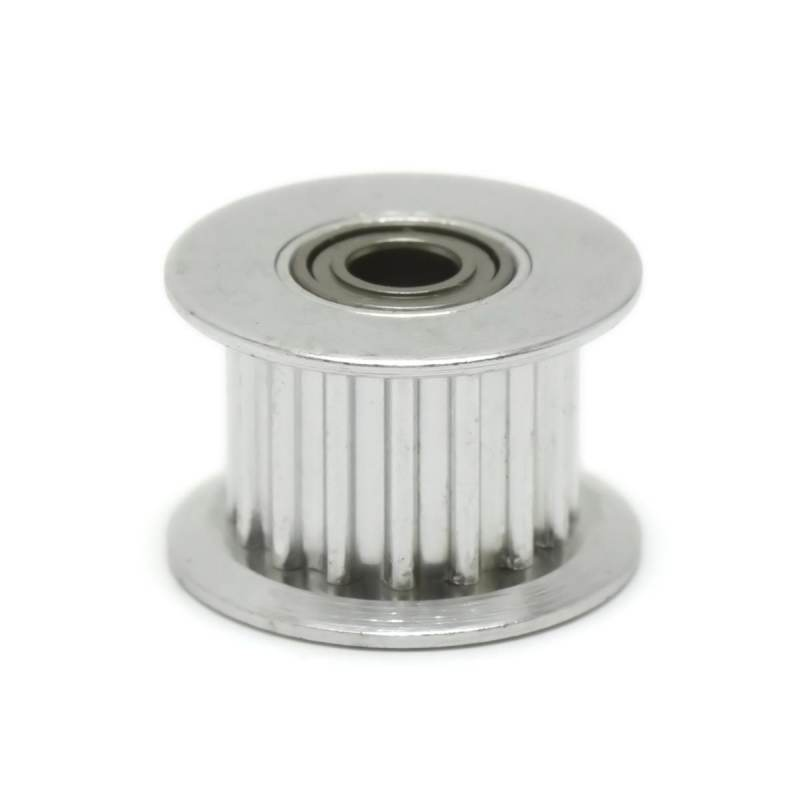GT2 Pulley with Bearings - 16T - ID 3mm