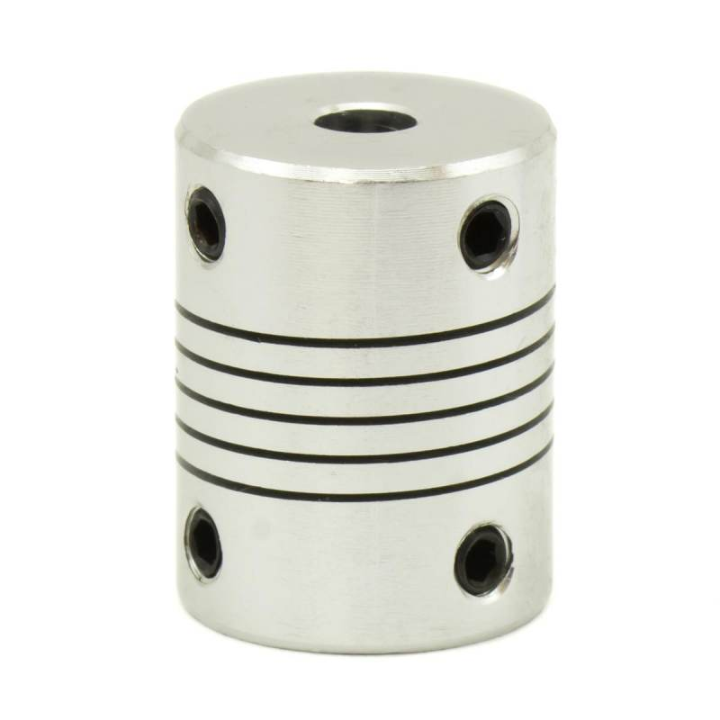5x5 Zcoupler - Flexible coupler 5mm