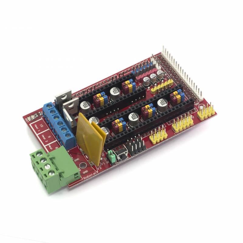 Ramps 1.4 - Repap Arduino Mega Pololu Shield
