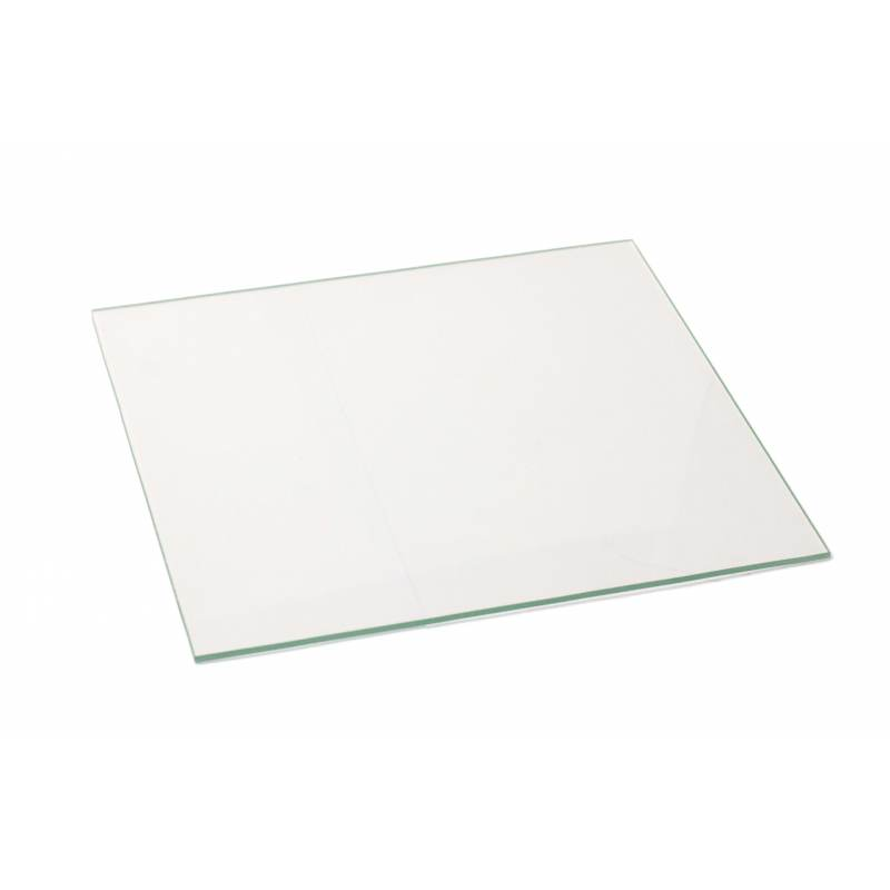 Borosilicate tempered glass 213x200x3mm