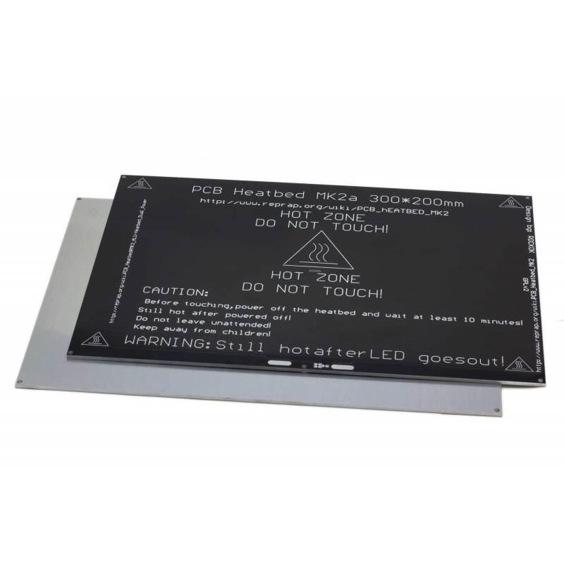 ALU Heatbed MK3 300x200 12v