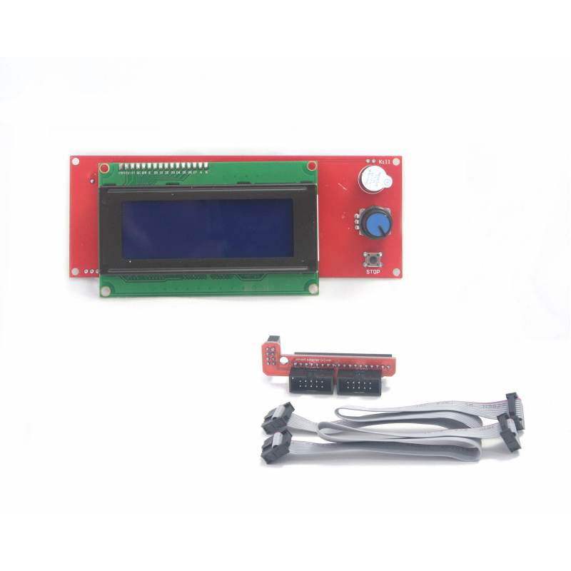 2004 LCD Smart Controller