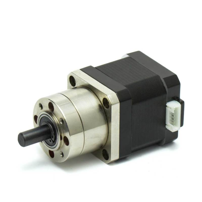 Nema17 - 17HS4401S-PG518 - Planetary Stepper motor - Ratio 5.18:1