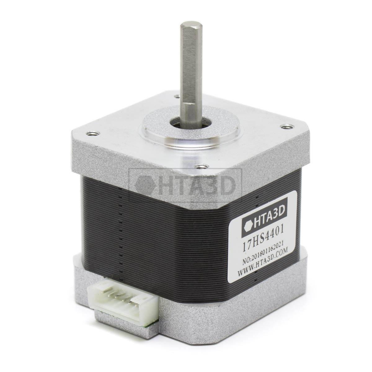 Motor paso a paso nema 17 17hs4401 eje 5mm en d hta3d for General motors el paso tx