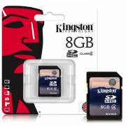 Tarjeta de memoria SD Kingston SDHC Class 4 - 8GB