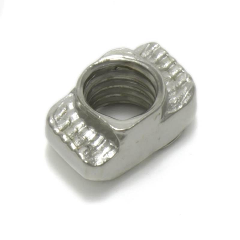 T-nut or hammer shaped for 20mm profile and M5 orifice - 20-M5