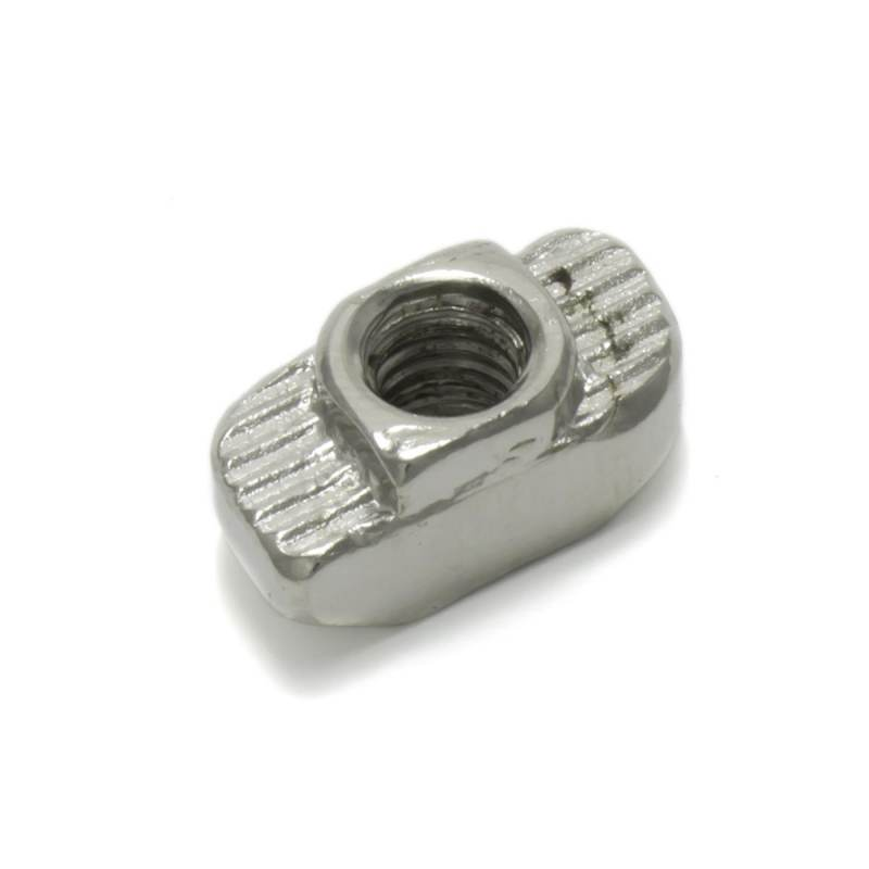 T-nut or hammer shaped for 30mm profile and M5 orifice - 30-M5