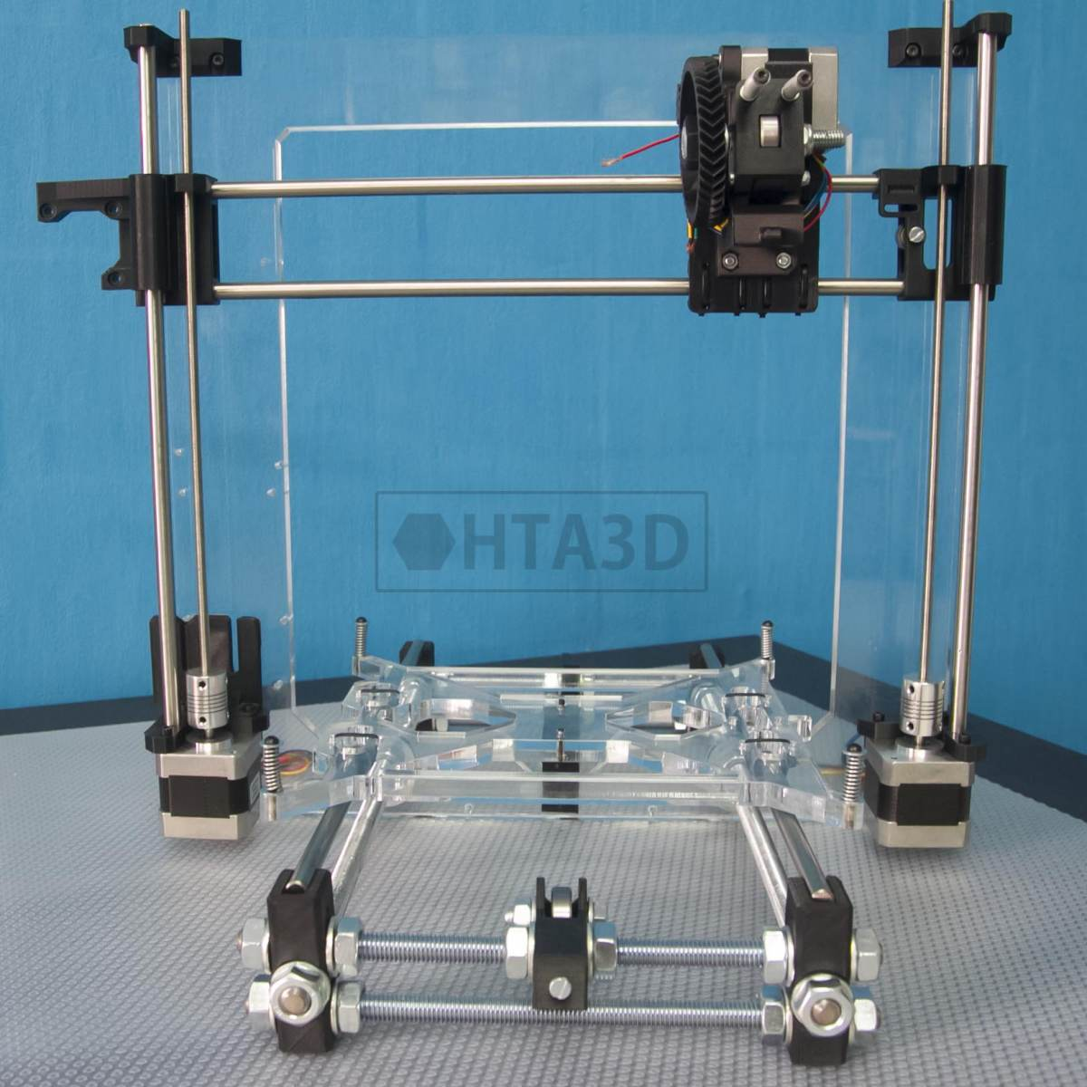 Prusa I3 Rework Diy Custom Kit Hta3d