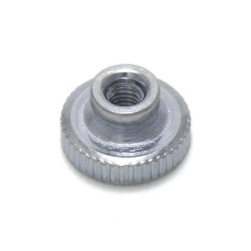 Manual adjustment M3 nut for heated bed leveling